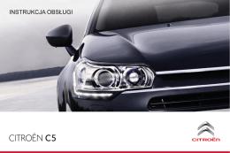 04 nawigacja - prowadzenie - Citroën Service