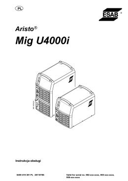 Mig U4000i