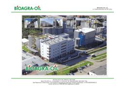 Prezentacja firmy Bioagra-Oil S.A.