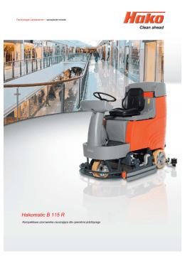 Hakomatic B 115 R