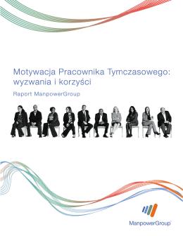 Raport - Motywacja Pracownika Tymczasowego