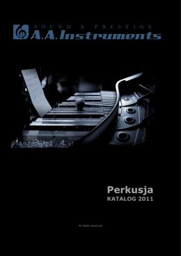 Katalog Perkusja 2011small