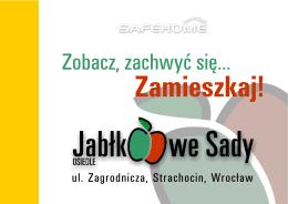 ul. Zagrodnicza, Strachocin, Wroc³aw