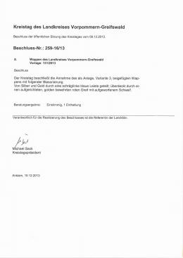 l!::.ck - Landkreis Vorpommern