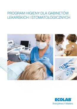 Program higieny - gabinet lekarski i stomatologiczny.indd