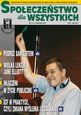 plik pdf - Polskie Stowarzyszenie na Rzecz Osób z Upośledzeniem