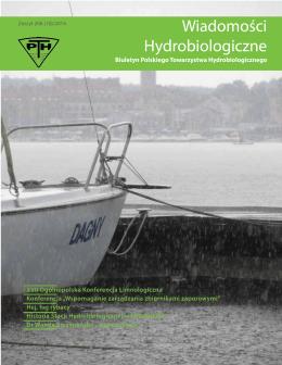 pobierz Wiadomości Hydrobiologiczne zeszyt 2-3/2014