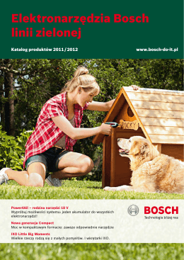 BOSCH DIY Green - STAN-MAR