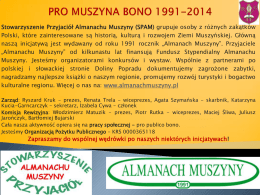 Pobierz - Almanach Muszyny