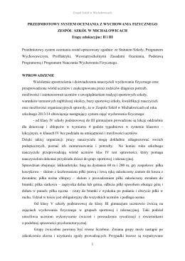 PSO - WF - spmichalowice.pl