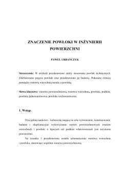 znaczenie_powloki_w_inzynierii_powierzchni 2013/11/27