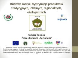 Tomasz Kosiński Marka, promocja, dystrybucja konferencja KSOW