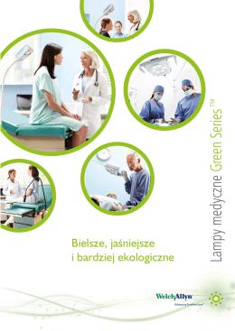 Lampy medyczne Green Series™