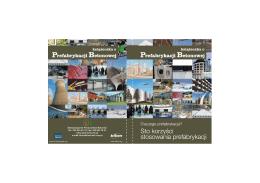 Książeczka o Prefabrykacji Betonowej