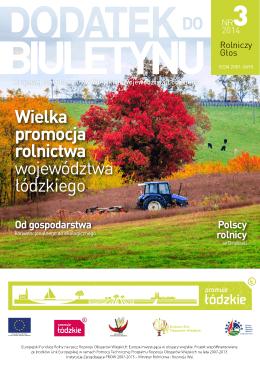 Wielka promocja rolnictwa województwa łódzkiego