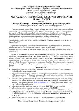 Zachodniopomorska Sekcja Spawalnicza SIMP