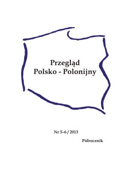 Numer 5-6 - Przegląd Polsko