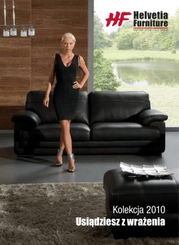Kolekcja 2010 Usiądziesz z wrażenia