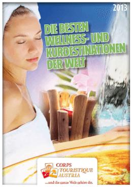 Die besten wellness- unD KurDestinationen Der