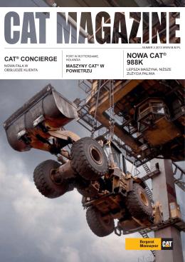 NOWA CAT® 988K - Bergerat Monnoyeur Sp. z oo