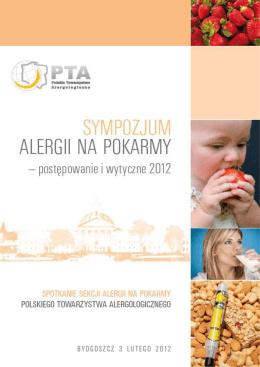 Relacja z Sympozjum Alergii na Pokarmy