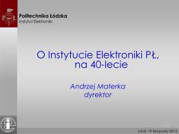 pdf, 5,8MB - Andrzej Materka