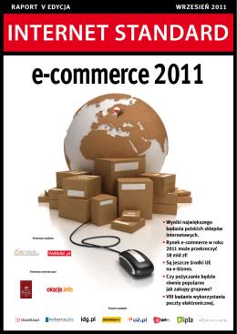 e-commerce 2011 - Wydział Organizacji i Zarządzania