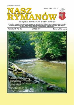 lipiec PDF - Nasz Rymanów