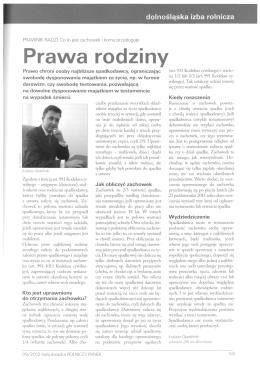 artykułu - Adwokat – Łukasz Opaliński