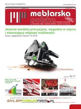 wydawnictwa - meblarska polska 2/2012
