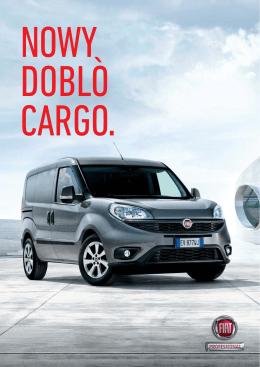 Fiat Doblo - Samochody Dostawcze Fiat