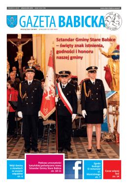 kwiecień 2013 (pdf) - Gmina Stare Babice