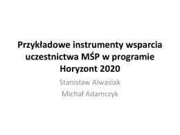 Alwasiak - Klaster Zrównoważona Infrastruktura