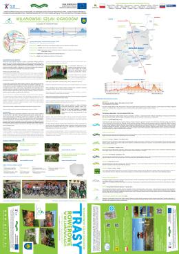 wilamowski szlak ogrodów - Beskidzkie Towarzystwo Cyklistów