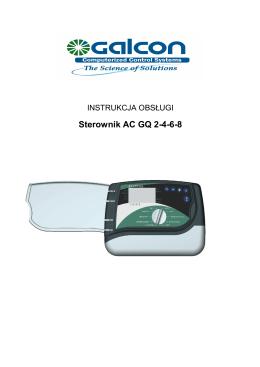 Sterownik AC GQ 2-4-6-8