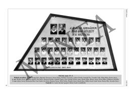 Tablók könyve 1964-1968 83 1967/68. tanév, IV. A