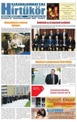 Hírtükör 2014-10