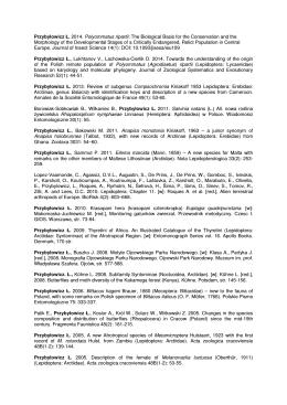 Lista publikacji