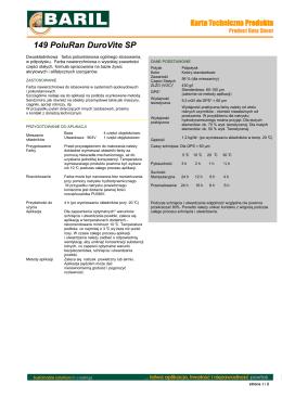 149 Poluran Durovite SP PL - BALTIC Farby