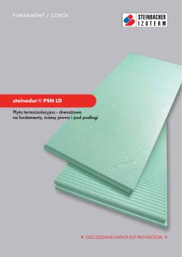 Ulotka steinodur® PSN LD