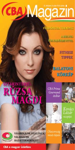 CBA Magazin - Ezermester Magyar Barkács