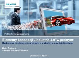 Prezentacja z wykładu - Politechnika Warszawska