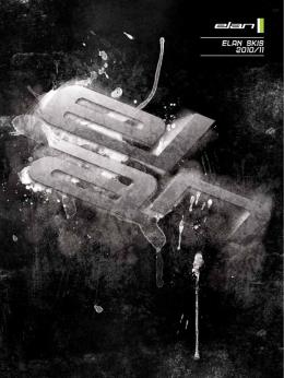 1. Katalog ELAN 2010/2011