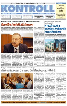 2011. júliusi szám