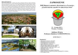 komunikat 2 - www.odlewnictwo2013.pwr.wroc.pl.