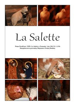 Pobierz lub przeglądaj - Parafia NMP z La Salette