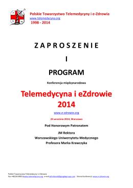 Telemedycyna i eZdrowie 2014