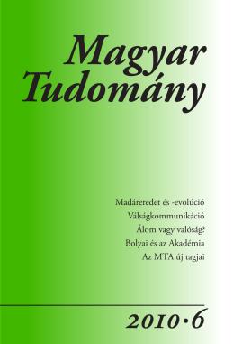 1•6 - Magyar Tudomány