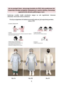 Algorytmy postępowania Ebola