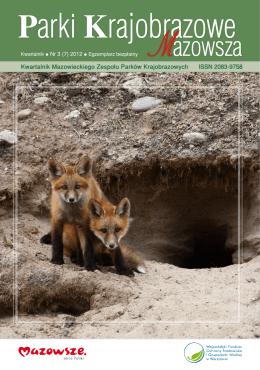 Mazowsza - Mazowiecki Zespół Parków Krajobrazowych
